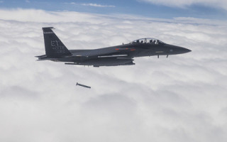 Raytheon completes operational testing with StormBreaker smart weapon