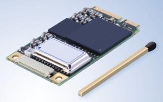 New ? MIL-STD-1553 Mini-PCIe Card
