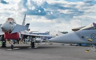 Combat aircraft to be jointly developed between U.K. and Sweden