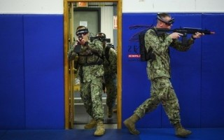 Augmented reality training ready for Sailors and Marines