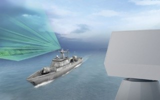 Naval radar to be supplied to German corvettes by HENSOLDT
