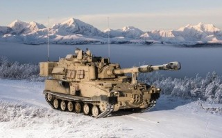 Howitzer modernization contract awarded to BAE Systems