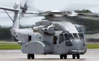 King Stallion helicopters production contract won by Sikorsky