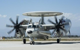 E-2D Hawkeye training systems contract won by Rockwell Collins