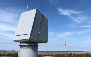 Raytheon's Enterprise Air Surveillance Radar tracks first targets