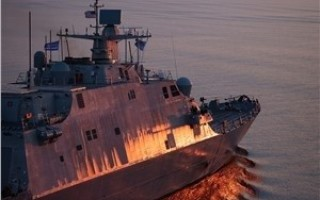HENSOLDT's naval radars to operate on littoral combat ships