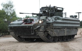 """Vision system that """"sees through"""" armor launches at DSEI 2019"""