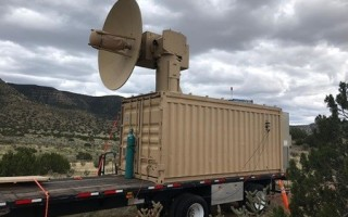 Counter-swarm electromagnetic weapon developed by AFRL