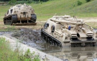 M88A1 vehicles to be upgraded by BAE Systems