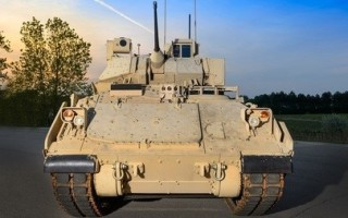 Bradley Fighting Vehicle upgrades extended for BAE Systems