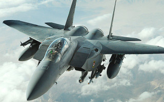 Saudi fighter jets to get electronic warfare upgrade from BAE Systems