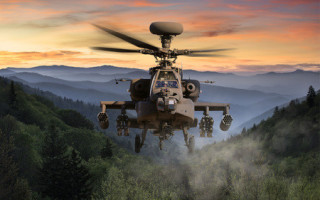 AH-64E Apache helicopter to be equipped with modernized turrets