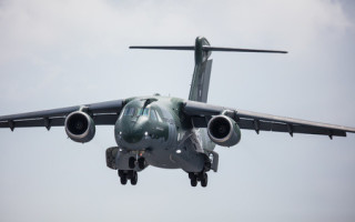 KC-390 aircraft to be equipped with electronic warfare suite