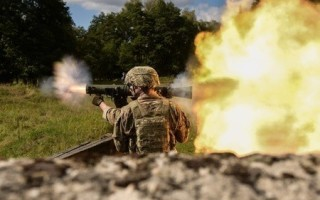 Guided Carl-Gustaf Munition test firings completed by Saab, Raytheon