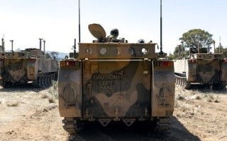 Autonomous vehicles for Australian Army showcased by BAE Systems