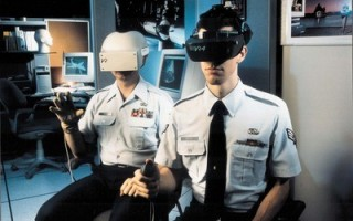 Portable V-22 virtual reality trainer introduced by Raytheon