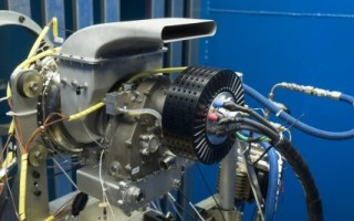 Microturbine capabilities extended to electrically powered UAVs