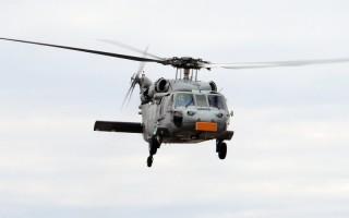 MOSAIC AESA radar system tested on MH-60S Seahawk