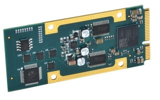 Rugged mini PCIe I/O module introduced by Acromag