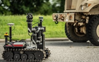 Secure comms for robotic systems in development for Army