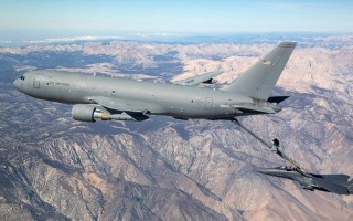 Boeing's KC-46, P-8 plants temporarily closed for COVID-19