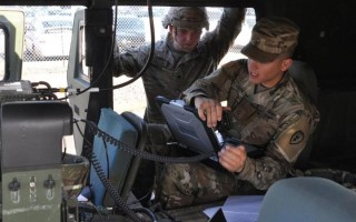 Navy satellite, network support contract won by CACI