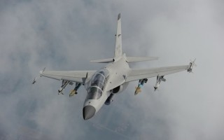 M-346FA to be supplied with Litening 5, RecceLite systems