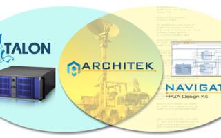 Pentek Launches Revolutionary ArchiTek FPGA Development Suite for Talon Recorders