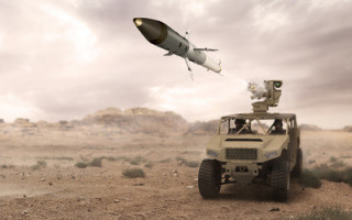 Ground-based laser rockets get initial successful test