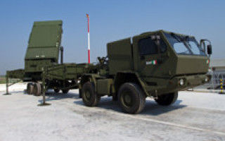 Integration tests of MEADS multifunction fire control radar completed in Italy