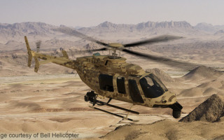 Advanced Precision Kill Weapon System qualifies for use on Bell Helicopter 407GT platform