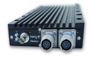 ISR video enabled by rugged encoder