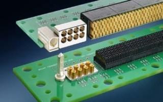 RF connectors and VITA 67