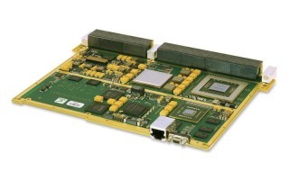 OpenVPX InfiniBand switch for ISR released by GE Intelligent Platforms