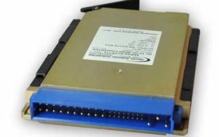 North Atlantic Industries releases 300 W 3U CompactPCI DC/DC power converter