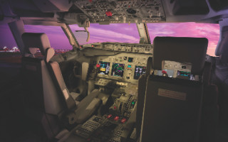 Arming the latest anti-submarine aircraft with COTS multifunction displays