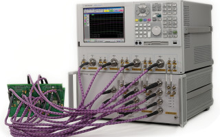 Denser networks, denser devices; the question is: how to test the I/O ports?
