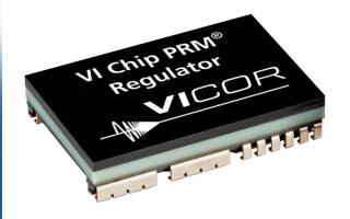 Vicor announces new MIL-COTS PRM regulator