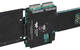 PCI Express dual port interposer card