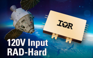 40 W rad-hard 120V DC-DC converters