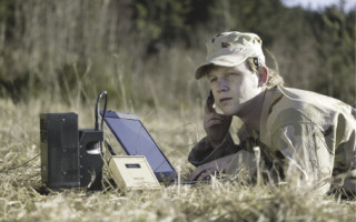 Portable power management for soldiers: Fuel cell hybrid system is lighter, safer