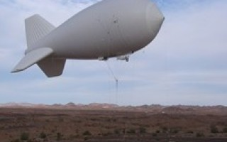 Army's Aerostat enabling airborne surveillance for U.S. borders