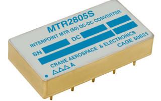 Enhanced DC/DC converters aim at defense, aerospace applications