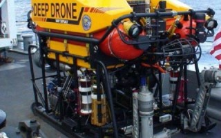 Navy underwater drone gets major upgrade with COTS tech