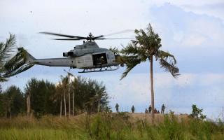 An AH-1Z Super Cobra. Photo by U.S. Marine Corps/ Sgt. Melissa Wenger