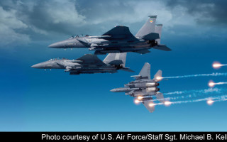 F-15 aircraft will receive integrated all-digital EPAWSS EW suite