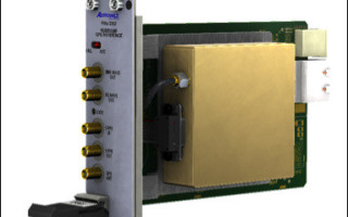 Astronics collaborates with NI to introduce first Rubidium/GPS test instrument