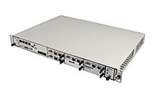 Scalable, rack-mount MicroTCA box