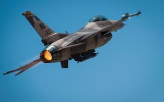 F-16C Fighting Falcon. Photo by U.S. Air Force/Senior Airman Jake Carte