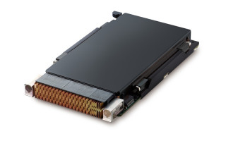 3U VPX features processor with mobile Intel QM77 Express chipset for radar applications